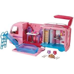 Barbie DreamCamper £47 @ George Asda + free Click and Collect