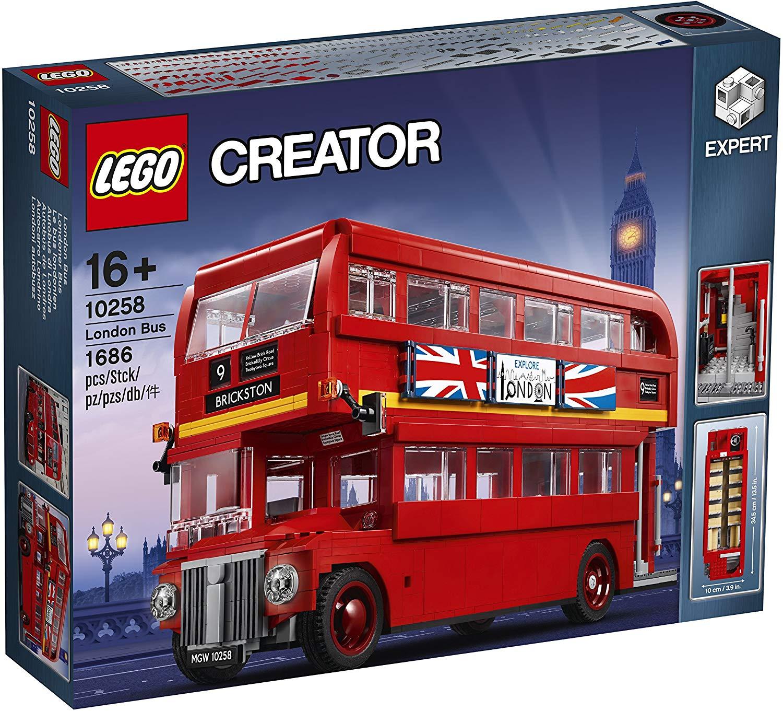 LEGO 10258 Creator Expect London Bus - £87.99 @ Amazon