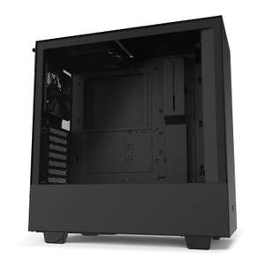 NZXT Black H510 Mid Tower Windowed PC Gaming Case - £60.47 Delivered @ Scan