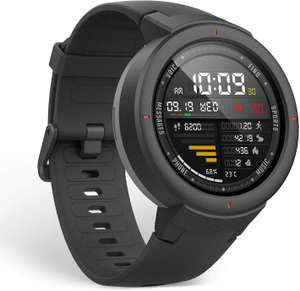 Amazfit Verge Alexa Built-in Smartwatch with GPS+ GLONASS All-Day Heart Rate and Activity Tracking, Sleep Monitoring, 5-Day Battery @ amazon