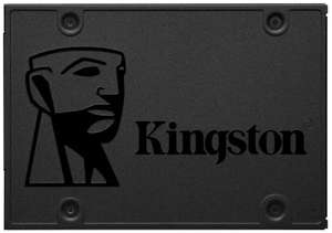 "Kingston 240GB A400 SSD 2.5"" SATA III SSD - 500MB/s - £23.49 delivered @ MyMemory"