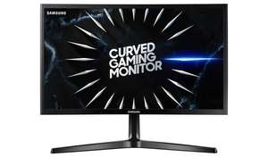 Samsung LC24RG50FQUXEN 24in 144Hz FHD Curved Gaming Monitor - £179 @ Argos