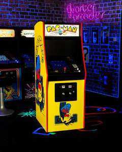 Official Pac-Man Quarter Size Arcade Cabinet £109.99 delivered @ Geekstore