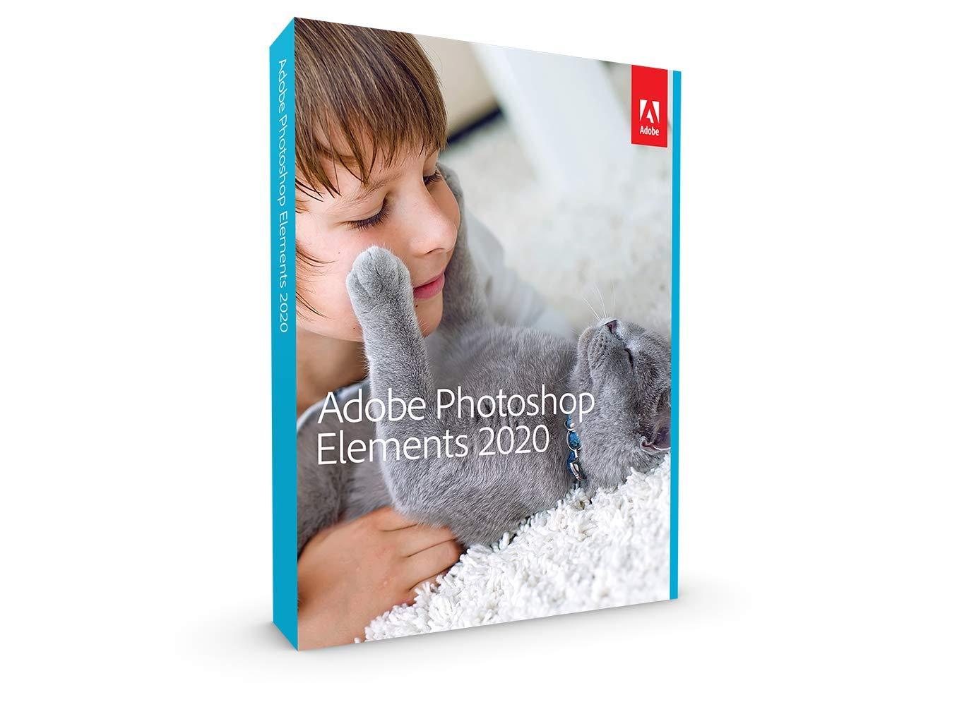 Adobe Photoshop Elements 2020 £54.99 at Amazon