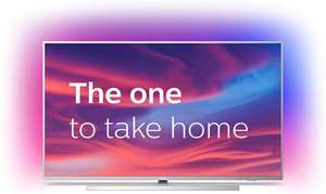 Philips 55PUS7304/12 55-Inch 4K UHD Android Smart TV with Ambilight With Alexa at Amazon £509