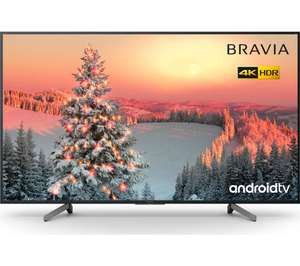"SONY BRAVIA KD65XG8096BU 65"" Smart 4K Ultra HD HDR LED TV with Google Assistant £799 @ Currys"