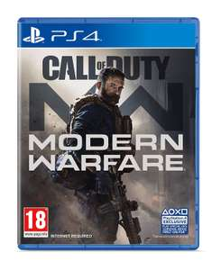 Call of Duty Modern Warfare 2019 'Used-Very Good' (PS4) - £37.20 delivered @ Amazon Warehouse