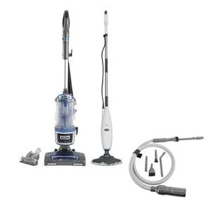 Shark Vacuum Cleaner + Steam Mop Bundle With Pet Turbo Brush & Free Car Detail Kit With Code £189 Delivered @ AO - 5 Year Warranty