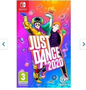 Just dance 2020 Nintendo switch was £45, now £26 @ ao.