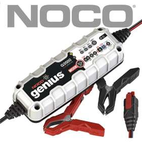 NOCO Genius G3500UK 6V/12V 3.5A UltraSafe Smart Battery Charger £37.99 Amazon Deal of the Day