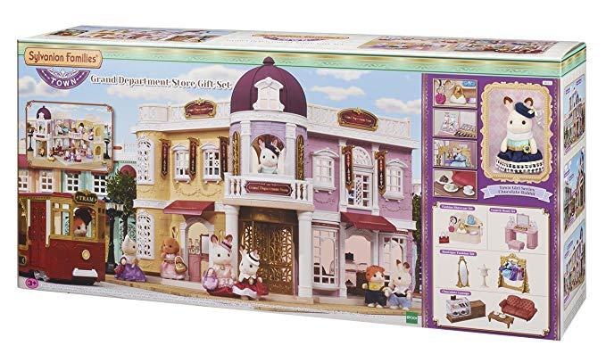 Sylvanian Families Town - Grand Department Store (Gift Set) £49.99 @ Amazon