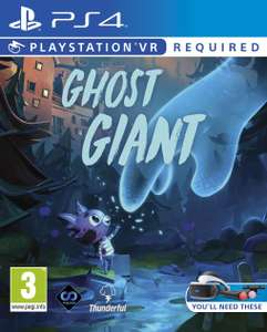 Ghost Giant (PSVR PS4) for £9.85 delivered @ ShopTo