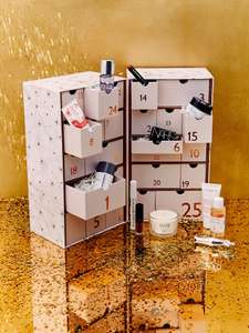 John Lewis & Partners Beauty Advent Calendar 30% off now £105 delivered