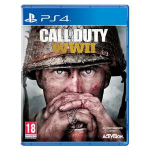 CALL OF DUTY: WWII (PS4) - £7.49 delivered @ Monster Shop