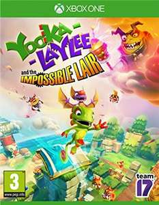 Yooka-Laylee and the Impossible Lair @ ShopTo