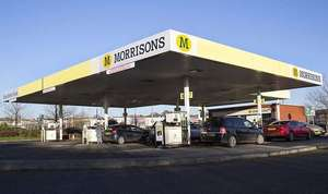Morrison's to reduce cost of diesel and petrol by 2p per litre (121.9p Petrol / 123.9p Diesel) From 23rd @ Morrisons