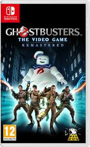 Ghostbusters: The Video Game Remastered (Nintendo Switch) - £20.99 @ Nintendo eShop