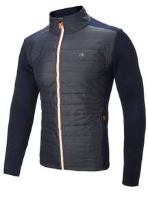 Calvin Klein Quilted Insulated Padded Jacket - £39.99 @ County Golf (Navy XXL last stock)