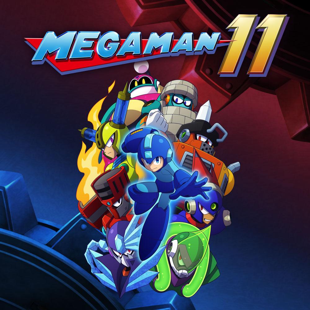 Mega Man 11 (Nintendo Switch) for £12.99 @ Nintendo eShop