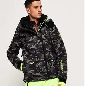 Up to 50% Off Sale + Free delivery & Returns @ Superdry - Lots of Jackets with 50% Off