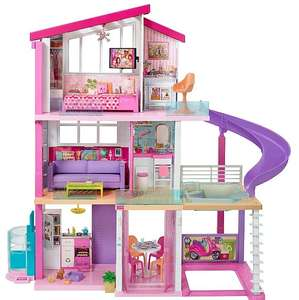 Barbie Dreamhouse Dollhouse with Accessories £159.97 at George (Asda George)