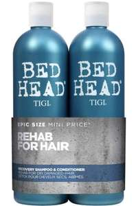Bed Head by Tigi Urban Antidotes Recovery Moisture Shampoo and Conditioner, 750 ml, Pack of 2 £11.50 at Amazon Prime / £15.99 Non Prime