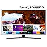 Samsung 43-Inch Ru7400 Dynamic crystal Colour HDR Smart 4K TV - Amazon Warehouse - Used - Like New
