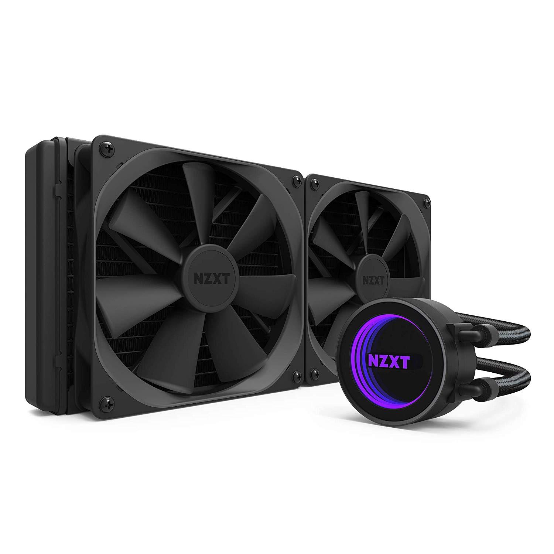 NZXT Kraken X62 280mm - All-In-One RGB CPU Liquid Cooler £99.95 @ Amazon.co.uk