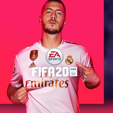 FIFA 20 PS4 Download £39.99 @ Playstation PSN