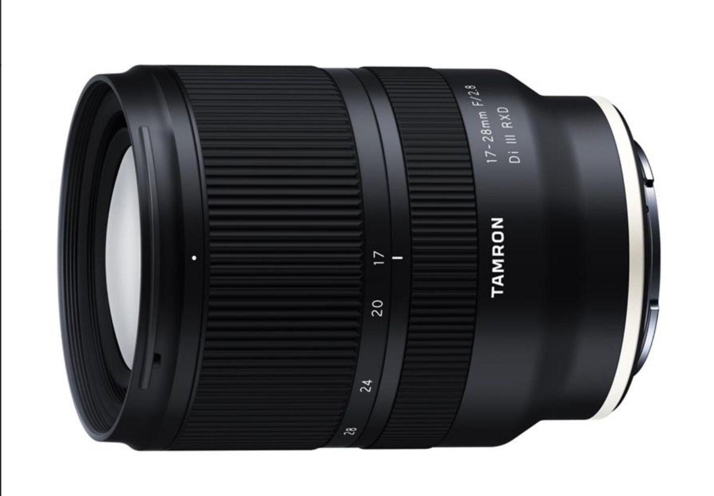 Tamron 17-28mm Sony FE lens, £719 @ Park Cameras