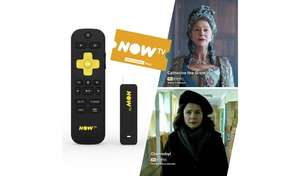 NowTV Stick with 6 months Entertainment £29.99 @ Argos (Free Click & Collect)