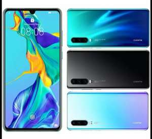 New Huawei P30 128GB £279 @ O2 (plus £19 for monthly sim)