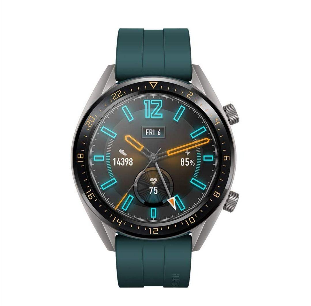 "HUAWEI Watch GT Active - GPS Smartwatch with 1.39"" AMOLED Touchscreen, 2-Week Battery Life £116.79 @ Amazon"
