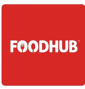 £5 off a £10 spend at Foodhub + Other Codes in Description