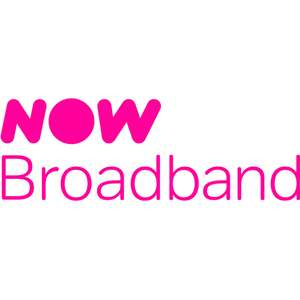 Now TV Broadband upto 18Mbps - Line Rental & ANYTIME Calls - £18 month £216 (+ £100 Topcashback)