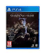 Middle-Earth: Shadow of War - including 'Forge Your Army' DLC (PS4/Xbox One) £6.95 Delivered @ Base