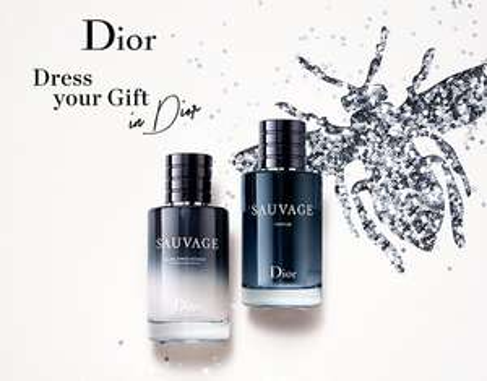 Dior Sauvage Eau De Toilette 200ml Spray £83.20 with code @ The Fragrance Shop