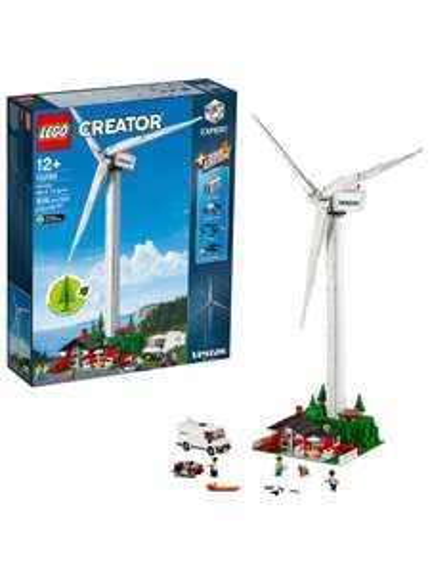 LEGO Creator 10268 Vestas Wind Turbine £119.99 @ John Lewis & Partners