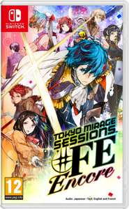 Tokyo Mirage Session FE Encore (Nintendo Switch) Cheapest pre-order price £39.85 @ Shop To