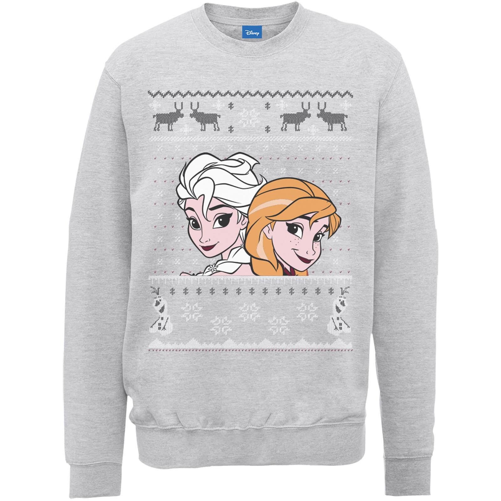 Frozen sweatshirts for £14.99 Delivered using code @ Zavvi