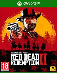 Red Dead Redemption 2 XBOX One £21.73 @ Amazon France