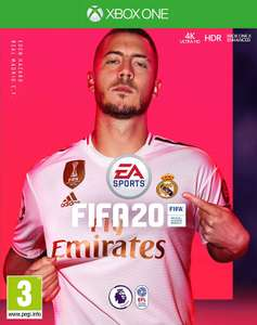 FIFA 20 Xbox One £23.26 from Xbox Store US
