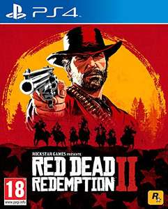 Red Dead Redemption 2 PS4 , price including postage to United Kingdom £20.98 @ Amazon France