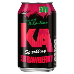 KA drinks can only 19p at Home Bargains.