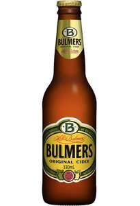 Bottles of bulmers cider only 39p @ Home bargains Ipswich
