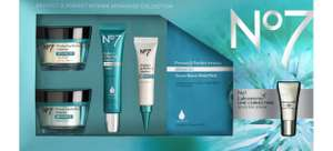 No7 Protect & Perfect Intense ADVANCED Collection £56 / £45.90 (student club) @ Boots