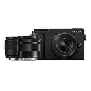 Panasonic GX9 with 25 mm, 12-32 mm and 35-100 mm lenses £749 @ Amazon