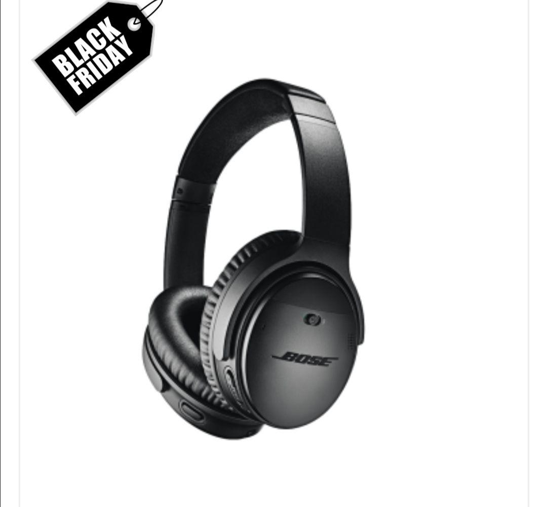 Bose QC35II QuietComfort - Noise Cancelling Wireless Headphones-Black £229 @ Home AV Direct