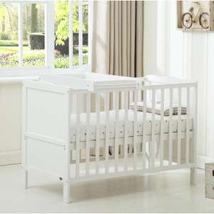 Josiah Cot Bed with Mattress and changing table £114.99 @ Wayfair Age Suitability Birth to 5 Years