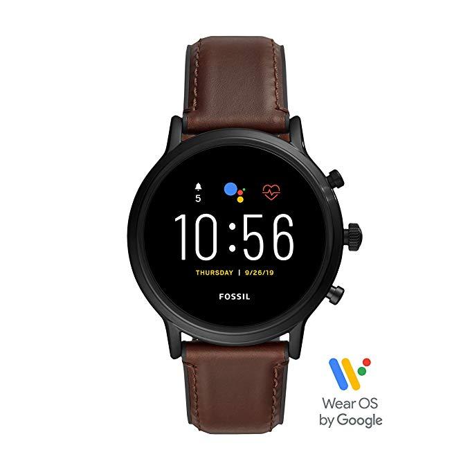 Fossil Men's Digital Touchscreen Gen.5 Smartwatch (with Google Pay) £223.20 @ Amazon